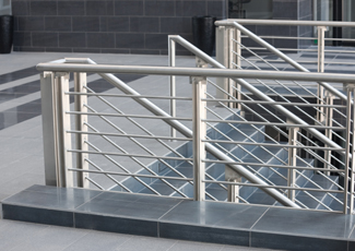 Stainless Steel Handrails - Custom Fabrication Toledo, OH